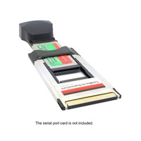 EP-024 ExpressCard to PCMCIA笔记本第一代转第二代!54mm转34MM