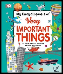 My Encyclopedia of Very Important Things 英文原版 DK知识小百科