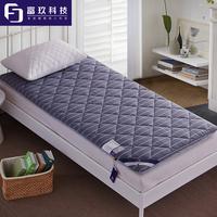 床垫学生宿舍0.9单人垫被榻榻米海绵1.2米双人加厚1.8m床1.5褥子