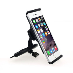 2016 New Car Accessory CD Mount Stand Holder For iPhone6 Plu