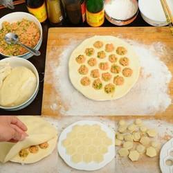 创意家用小型包饺子神器做饺子模具包水饺器实用手动捏饺子工具