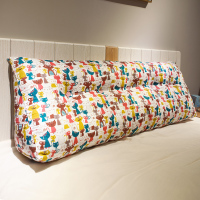靠枕床头靠垫三角双人沙发大靠背软包榻榻米床上公主腰枕护腰抱枕