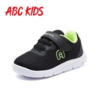 abc童鞋 2018春节新款男童女童舒适运动鞋宝宝软底鞋运动鞋