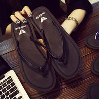 人字拖女夏时尚防滑外穿平底夹脚拖鞋海边度假沙滩鞋女平跟凉拖鞋