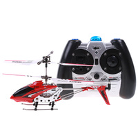New Syma S107g 3.5 Channel Mini Indoor Co-Axial Metal RC Hel