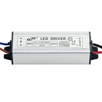 1 lower cost Waterproof LED Driver High Power Supply AC