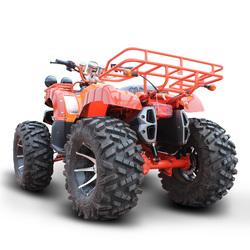 包邮150-250CC大公牛升级15寸沙滩车四轮越野车川崎四排四轮摩托