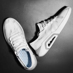 夏季气垫鞋嘻哈韩版潮流网鞋网面鞋小白鞋潮鞋板鞋透气运动鞋白鞋