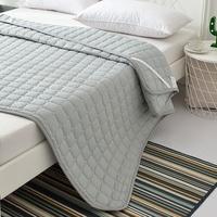 薄床褥子垫被可洗床垫子1.5/1.8m床2米双人薄款1.2床褥垫防滑夏季