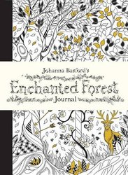 【预订】Johanna Basford's Enchanted Forest Journal