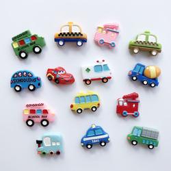 可爱小汽车冰箱贴儿童宝宝早教交通工具磁铁磁贴吸铁石黑板白板贴