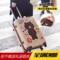 韩版布朗熊学生小清新卡通万向轮密码拉杆皮箱子可爱旅行行李箱女