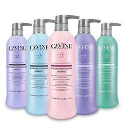 雅丝顺滑养护洗发水护发素750ml水润亮泽洗发露控油保湿去屑