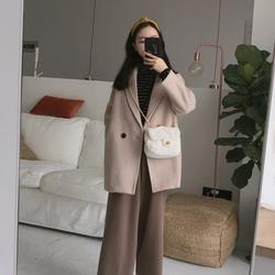 毛呢小外套短款女冬学生加厚矮个子妮子2017新款韩版chic呢子大衣