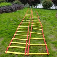 幼儿园早教儿童感统器材体能训练跳房子户外亲子玩具跳格子敏捷梯