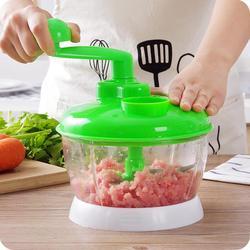 绞肉机家用电动多功能大容量手动饺馅器全自动干磨碎菜辣椒机饺子