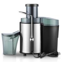 SKG MY-610榨汁机 家用电动多功能不锈钢水果汁机婴儿扎汁渣分离