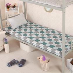 学生宿舍床垫 单人褥子垫被0.9m1.2米1.5铺床褥 寝室防潮床铺褥垫