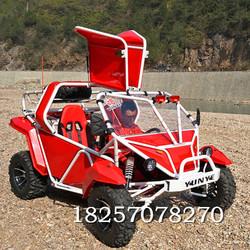 新款200CC大型双人卡丁车沙滩车全地形农夫车场地四轮越野摩托车