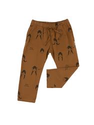 现货tinycottons无忧娃娃长裤 儿童秋冬纯棉运动裤 欧洲童装