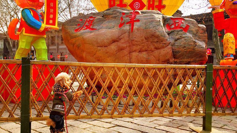 探访镇江的西津渡历史文化街区
