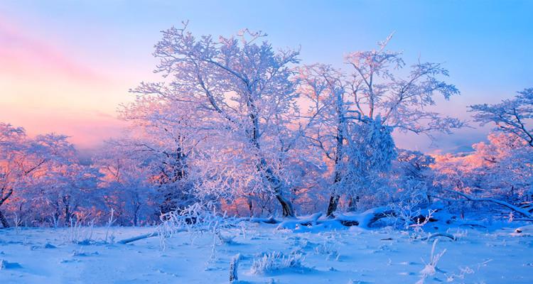 冰雪世界 人间圣境