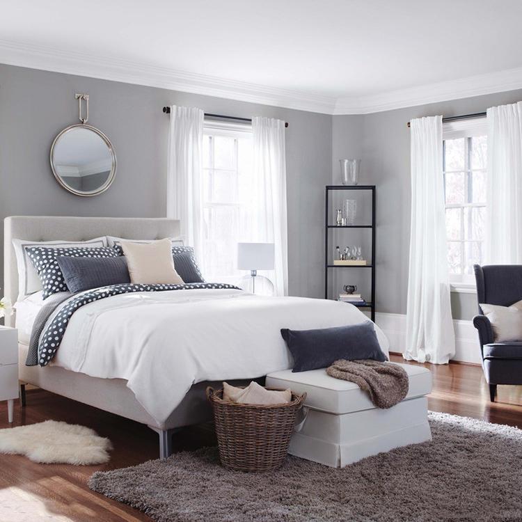 真正舒服的卧室应该这样!快看看你还缺什么?