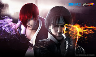 SNK中国《THE KING OF FIGHTERS》联合发布会定档5月9日