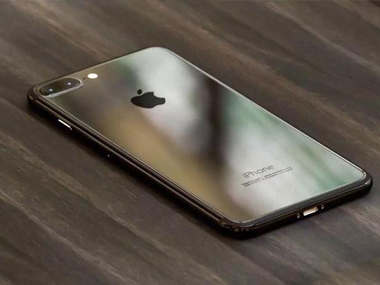 iPhone 7亮光黑配色惊艳:工艺复杂或成新风向