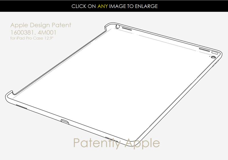 苹果专利申请通过 保护壳和表带同样有诚意