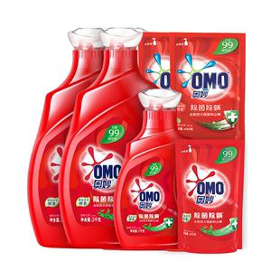 奥妙洗衣液 除菌除螨 8.46KG组合装 源自天然酵素