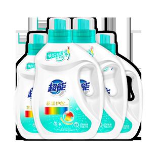【超能】花漾护色洗衣液家庭装