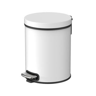 麦桶桶脚踏式厕所网红家用桶垃圾桶