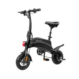 大鱼女士小型轻便锂电池电动自行车