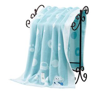 纯棉加厚成人新生儿宝宝超柔软浴巾