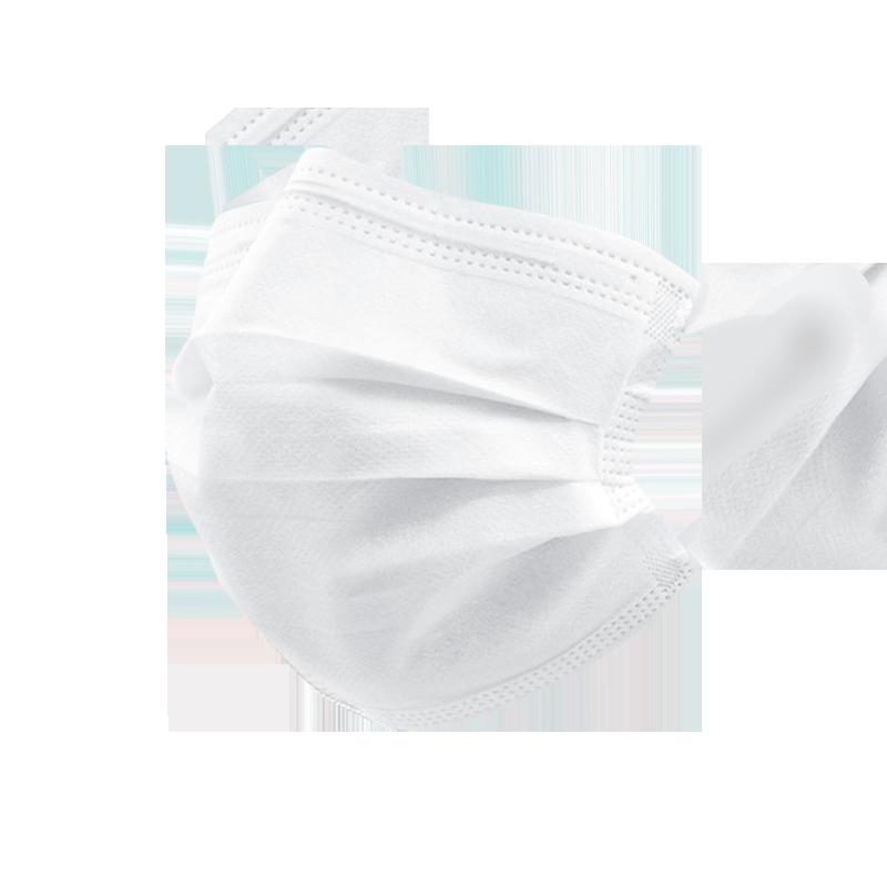 MICKEY米奇一次性儿童防护口罩20片装透气防尘男女宝宝专用