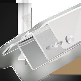 亚克力透明护墙角保护条装饰客厅墙护角免打孔阳角护角条防撞条线