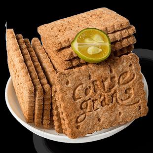 低gi卡脂饱腹感强五谷杂粮粗粮全麦营养代餐饼干小包装食品无糖精