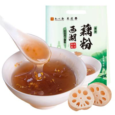 知味观 桂花莲藕粉 400g