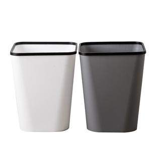 北欧家用大号厨房分类厕所客厅纸篓