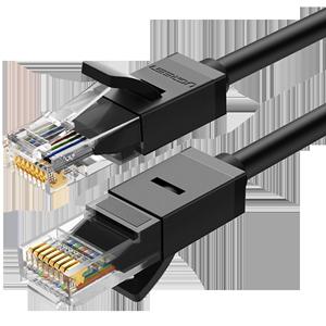 綠聯網線家用高速六類千兆網線6類成品電腦室內外網絡跳線寬帶線