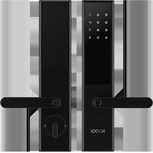 鹿客智能锁 指纹锁电子门锁家用防盗门loock密码锁电子锁Classic