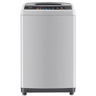 Midea/美的洗衣机8KG公斤全自动直驱变频静音波轮洗家用MB80V31D