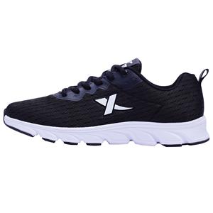 特步男鞋运动鞋男2019春季新款鞋子休闲鞋正品跑鞋皮网男士跑步鞋
