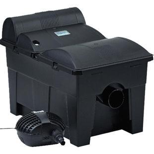 欧亚瑟鱼池水循环系统家用水过滤器