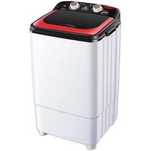 长虹洗脱一体单筒桶家用宿舍洗衣机