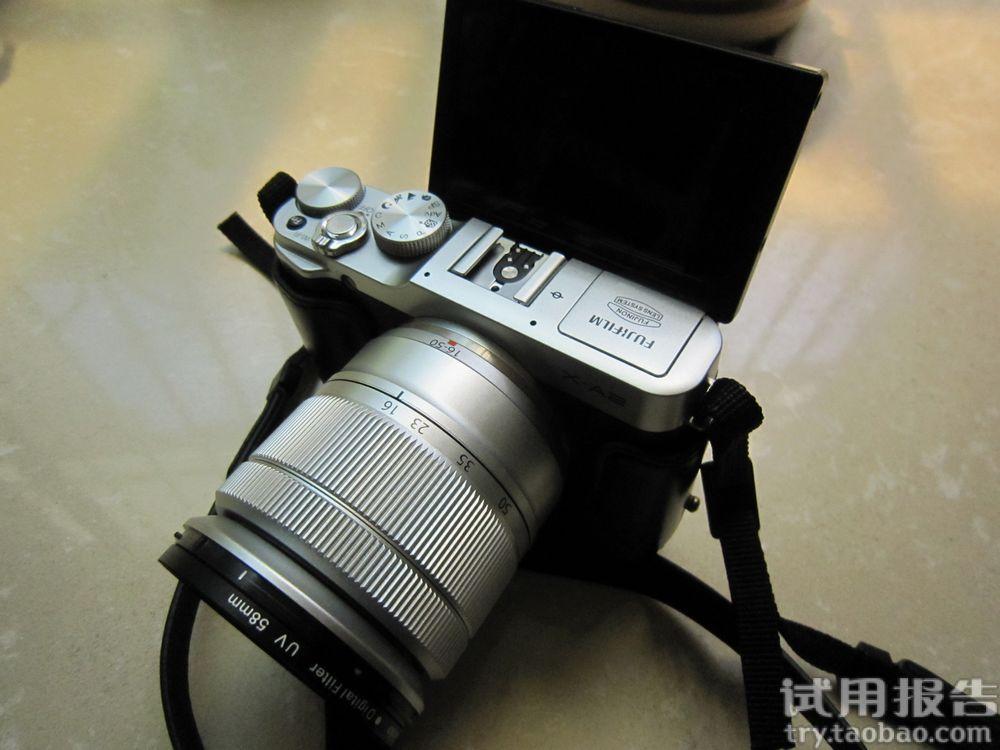 富士xa2套机微单数码相机