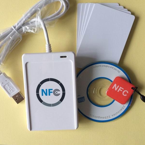 NFC一卡通