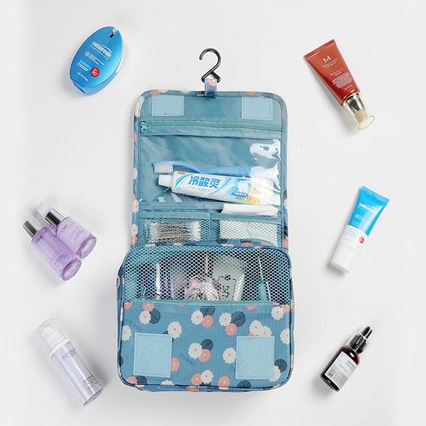 大容量男女士旅游防水洗漱包梳洗包洗漱用品收纳袋化妆盥洗包