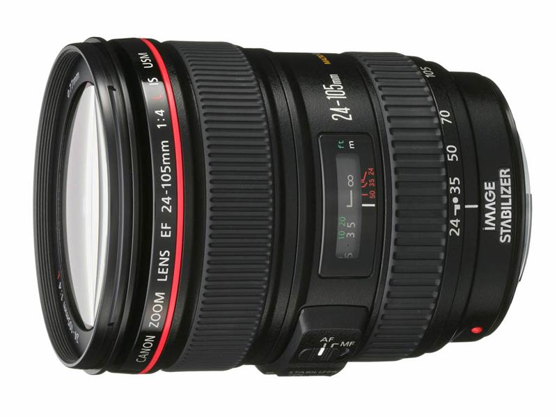 Canon/佳能 EF 24-105mm f/4L IS USM 镜头好不好用,评价如何